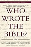 Who Wrote the Bible? - book cover picture