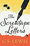 The Screwtape Letters - book cover picture