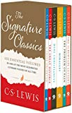 The C.S. Lewis Signature Classics: A Grief Observed/Miracles/the Problem of Pain/the Great Divorce/the Screwtape Letters/Mere Christianity