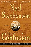 The Confusion (The Baroque Cycle, Vol. 2) - book cover picture