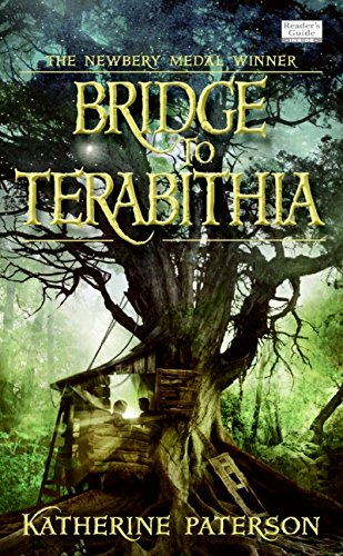 The Bridge to Terebithia chapter book by Katherine Paterson