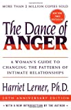 The Dance Of Anger: A Womans Guide To Changing The Patterns Of Intimate Relationships - book cover picture