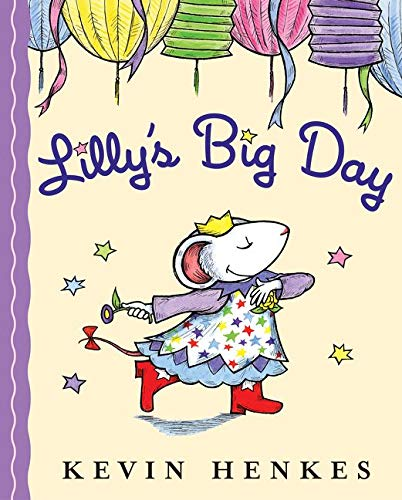 [Lilly's Big Day]