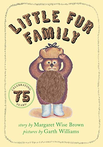 Little Fur Family Board Book, Brown, Margaret Wise