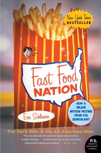 Fast Food Nation book