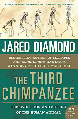 The Third Chimpanzee, by Diamond, J.