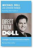Cover of Direct from Dell: Strategies that Revolutionized an Industry (Collins Business Essentials)
