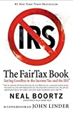 The FairTax Book - book cover picture