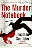 The Murder Notebook by Jonathan Santlofer