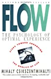 Flow: The Psychology of Optimal Experience - book cover picture