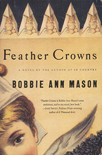 Feather Crowns, Mason, Bobbie Ann
