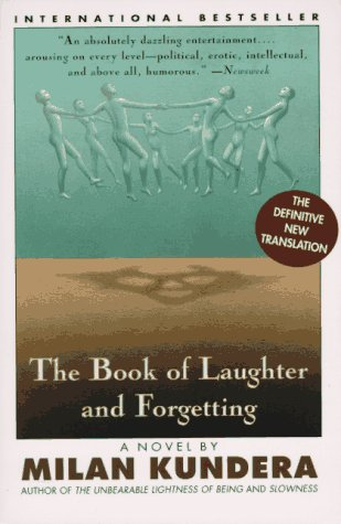 The Book of Laughter and Forgetting, Kundera, Milan; Asher, Aaron