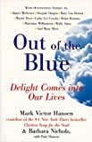 Out of the Blue: Delight Comes into Our Lives - book cover picture
