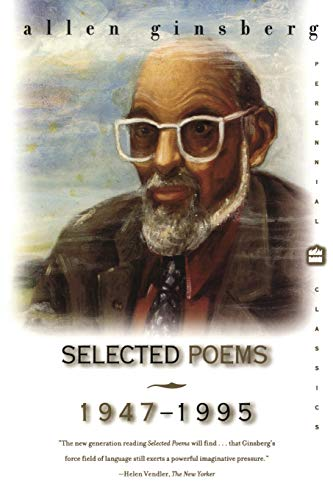 Selected Poems 1947-1995 (Perennial Classics), Ginsberg, Allen