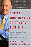 Buy Control Your Destiny or Someone Else Will: Revised Edition from Amazon