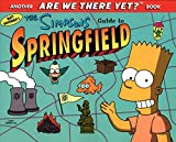 The Simpsons Guide to Springfield - book cover picture