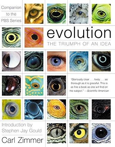 The joke is, there's a Creationist screed called Icons of Evolution.