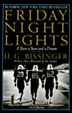 Friday Night Lights: A Town, a Team, and a Dream - book cover picture
