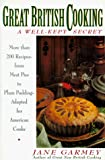 Great British Cooking : Wellkept Secret, A - book cover picture