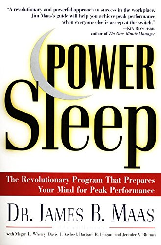 661. Power Sleep : The Revolutionary Program That Prepares Your Mind for Peak Performance