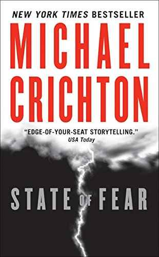 State of Fear Book Cover