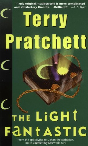 The Light Fantastic, Pratchett, Terry