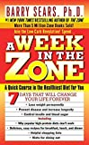 A Week in the Zone - book cover picture