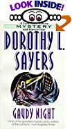 Gaudy Night by  Dorothy L. Sayers (Author) (Mass Market Paperback - April 1995)