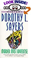 Murder Must Advertise by  Dorothy L. Sayers (Author) (Mass Market Paperback - June 1995)