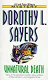Unnatural Death (Lord Peter Wimsey Mysteries (Paperback)) - book cover picture