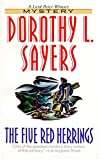 Book Cover: The Five Red Herrings by Dorothy L. Sayers