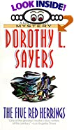 The Five Red Herrings by  Dorothy L. Sayers (Author) (Mass Market Paperback - October 1995)