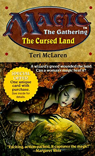 The Cursed Land Cover