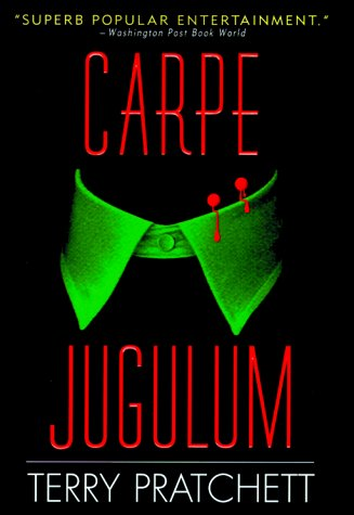 Carpe Jugulum: A Novel of Discworld, Pratchett, Terry