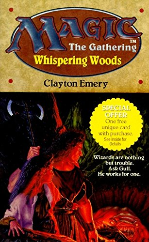 Whispering Woods Cover