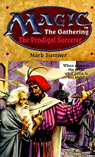 The Prodigal Sorcerer Cover