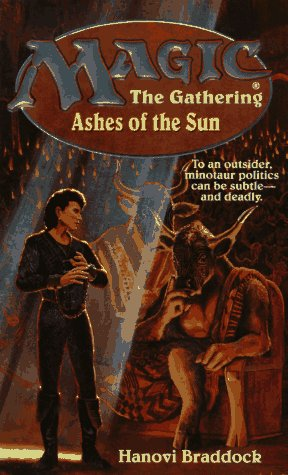 Ashes of the Sun Cover