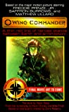 Wing Commander: The Novel (Movie Universe, Book 1) - book cover picture