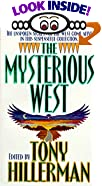 The Mysterious West by Tony Hillerman