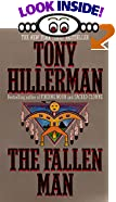 The Fallen Man by  Tony Hillerman (Author) (Mass Market Paperback - October 1997)
