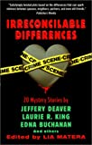 Irreconcilable Differences by Laurie R. King