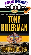 Hunting Badger by  Tony Hillerman (Author) (Mass Market Paperback - January 2001)