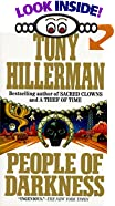 People of Darkness by  Tony Hillerman (Author) (Mass Market Paperback - January 1991) 