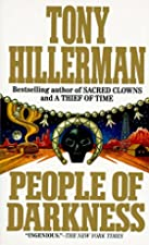 People of Darkness (Jim Chee Novels) by Tony Hillerman