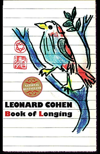 Book of Longing, Cohen, Leonard