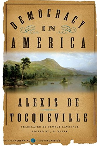 Cover of Tocqueville, Alexis De