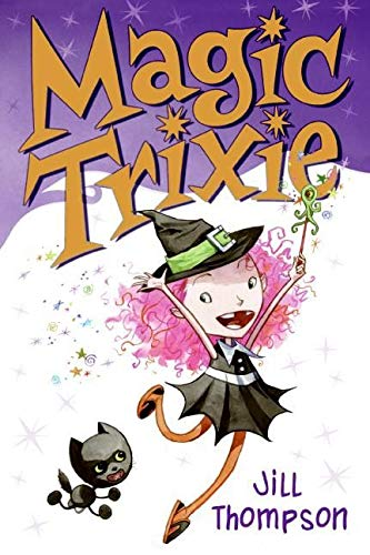 Magic Trixie cover