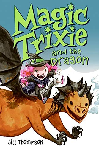Magic Trixie and the Dragon cover