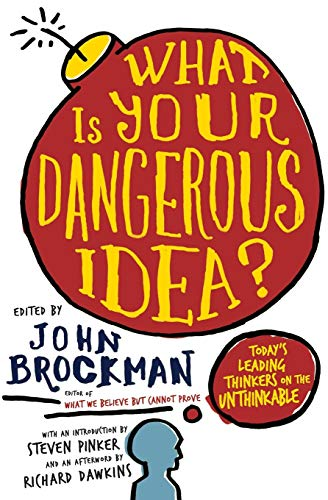 What Is Your Dangerous Idea? Book Cover