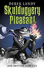 Skulduggery Pleasant (later published as Scepter of the Ancients)